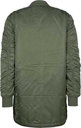 1 Ma Sage Industries Green Coat Alpha Jacke 1U6aqxwwF