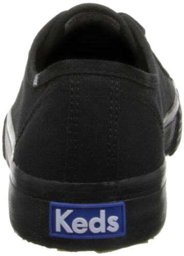 Double Up Keds Seasonal solidi Sneaker Black, Nero (nero), 35