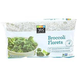 365 Everyday Value, Broccoli Florets, 16 oz, (Frozen)