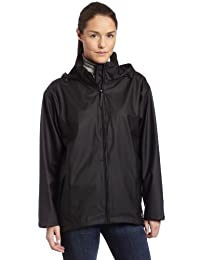 Helly Hansen Voss - Chamarra Impermeable con Capucha para Mujer