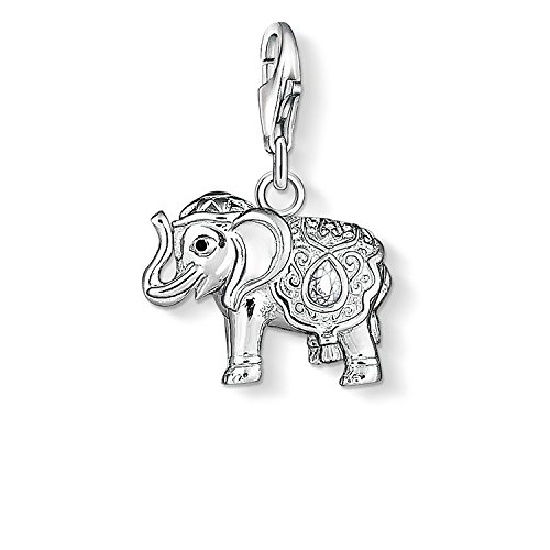 Thomas Sabo Elephant Charm, Sterling Silver (Thomas Jewellery Sabo)