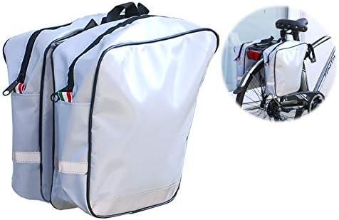 Montegrappa Varnish 0041 tas voor bagagedrager waterdicht gemaakt in Itali kleur grijs
