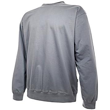 Vellón sudadera-camiseta muchos colores 100% algodón, gris, 334011589400S: Amazon.es: Amazon.es