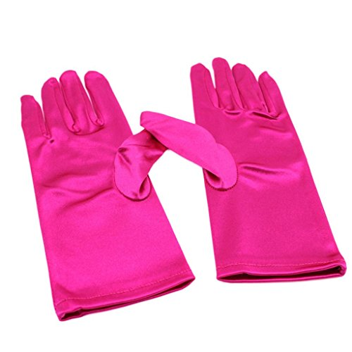 Evening Cocktail Dressing Finger Gloves