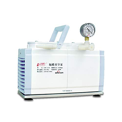 MXBAOHENG GM1.0A Oil Free Diaphragm Vacuum Pump Oilless for sale  Delivered anywhere in USA