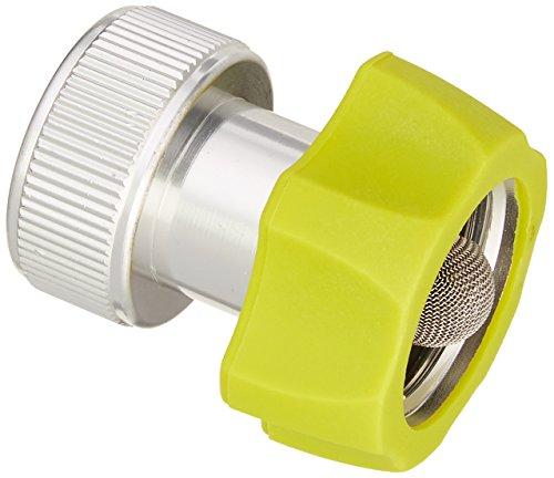 (Sun Joe SPX-AGHA Universal 3/4-Inch Aluminum Pressure Washer to Garden Hose Adaptor for SPX Series Pressure Washers)