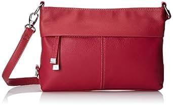 Tignanello E/W Convertible Cross Body Bag, Raspberry, One Size