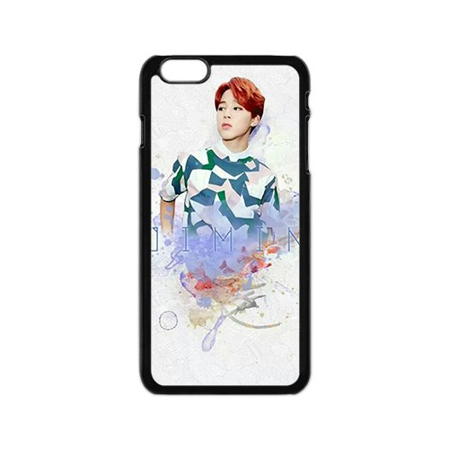 Custom Kpop BTS bangtan Boys jimin Cover Case Protector for Iphone 6 e iPhone 6S