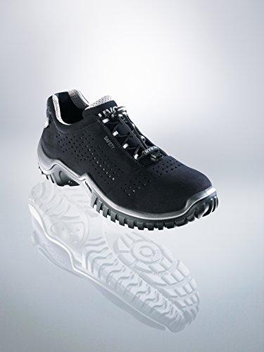 UVEX Motion Style S1 ESD 6989 zapatos, de seguridad, zapato de trabajo, color negro, talla 41: Amazon.es: Bricolaje y herramientas