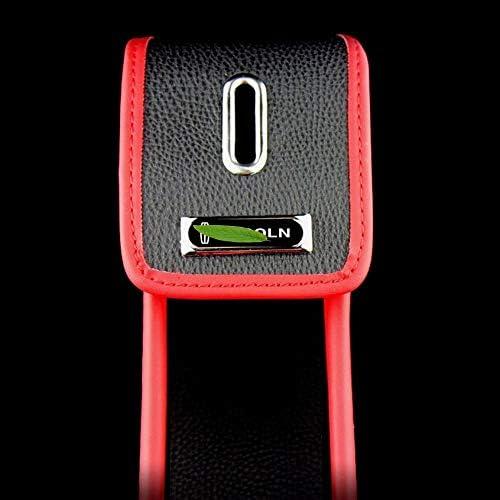 (2PCS)車多機能革の収納ボックス、カーシートギャップ主催、ロゴとリンカーンのためにグローブボックスの収納ボックス、カップホルダー、 (Color : B)