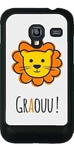 Funda para Samsung Galaxy Ace Plus S7500 - Marcas Lion Roar by Asmo