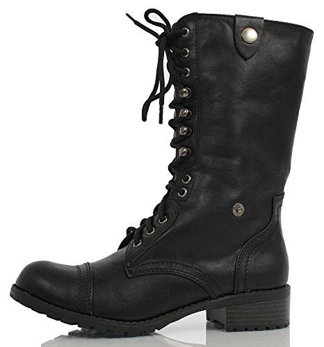 Marco Republic Expedition Womens Military Combat Boots - stylishcombatboots.com