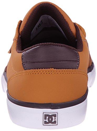 DC - Der Junge Rat Lowtop Schuhe, EUR: 30.5, Wheat/Dk Chocolate