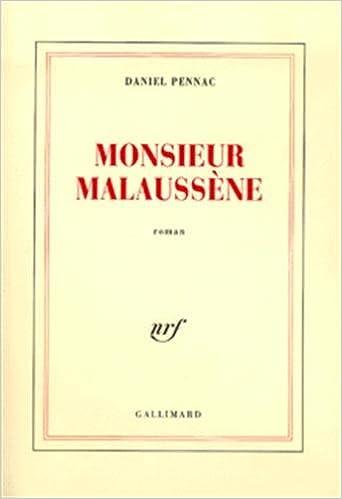 Amazon Fr Monsieur Malaussene Pennac Daniel Livres
