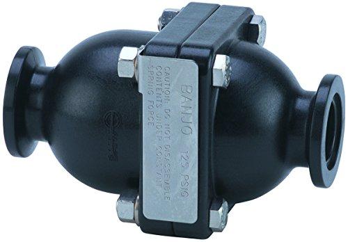 """MPRV100-150, Banjo Manifold 1"""" Pressure Spike Valve from Banjo Corp"""