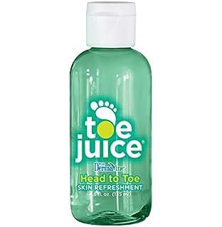 Amazon com: Toe Juice with DermaVine- 1oz Travel Size Bottle Ideal