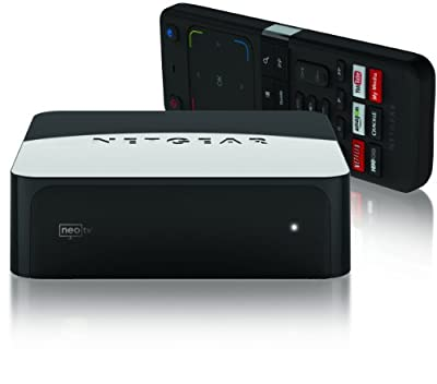 NETGEAR NeoTV Prime with Google TV Streaming Player (GTV100) (2012 model)