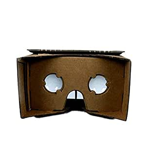 Tonsee DIY Cardboard Quality 3D Vr Virtual Reality Glasses For Google