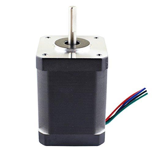 High torque low current nema 17 stepper motor for Nema 17 stepper motor torque