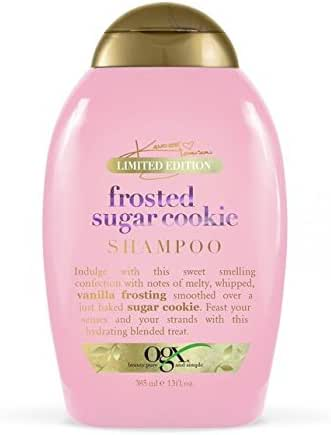 Shampoo & Conditioner: OGX Frosted Sugar Cookie
