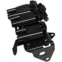 Ignition Coil Pack for Hyundai Santa Fe V6 2.7L Compatible with C1352 UF-357 UF-425
