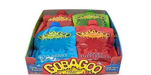 Jual New Gobagoo Goo Candy 12 Ct Assorted Flavor Box
