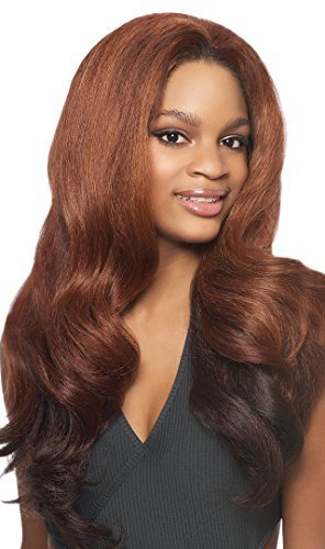 Outre Quick Weave Synthetic Half Wig Batik Bundle Hair DOMINICAN BLOWOUT RELAXED (1)