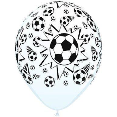 Football Latex Balloons - 11