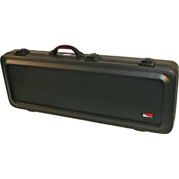 992cc1e3ead Gator Cases ATA-Style Fit-All Guitar Case with TSA Latches for Electric  Guitars