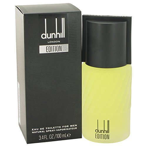 NIB ALFRED DUNHILL Edition Cologne EDT Spray FOR MEN - 3.4 oz