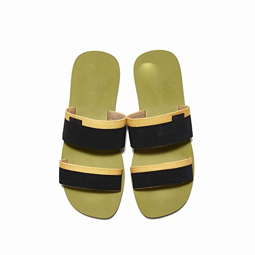 A casual ZPD moda uomo parola casual e spiaggia sandali semplice Pantofole comoda da estate moda 66qvZrUz