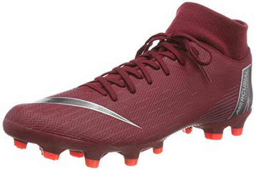 Academy Fitness Crimson Red Mtlc Chaussures Nike 606 Bright 6 FG de Dark Superfly Team Grey Adulte Mixte MG Multicolore w1R0Eq
