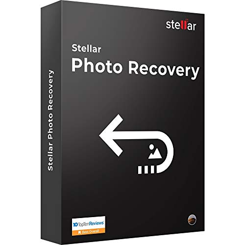Stellar Photo Recovery Software | for Mac | Standard | Recover & Repair Deleted or Corrupt Photos, Audios, Videos | 1…
