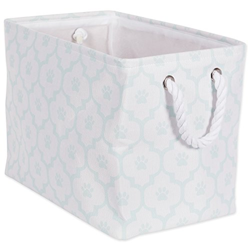 DII Bone Dry Pet Toy and Accessory Storage Bin, Collapsible Organizer Storage Basket for Home Décor, Pet Toy, Blankets, Leashes and Food