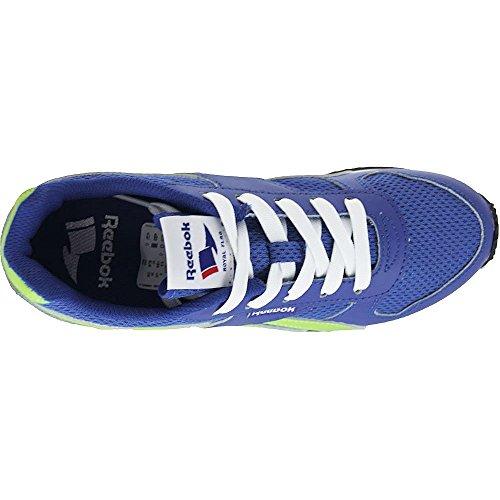 REEBOK enfant Chaussures Royal Cljogger - Couleur: bleu - Taille: 36,5
