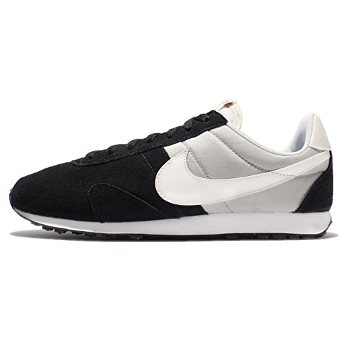 Nike Pre Montreal 17 Mens Running Trainers 898031 Sneakers Shoes (UK 11 US 12 EU 46, Black sail Pale Grey 001) (Nike Pre Montreal Sneaker)