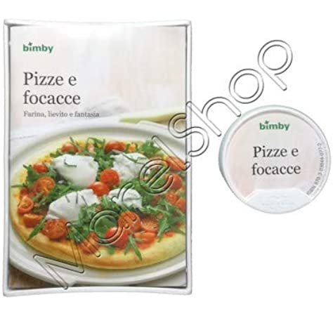 """Original Libro de Cocina Digitales """"Pizze e Focacce"""" para ..."""