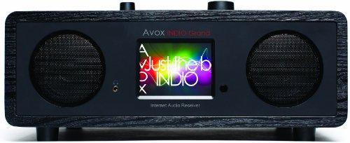 avox indio grand internet audio receiver amazoncouk electronics - Avox Indio Color