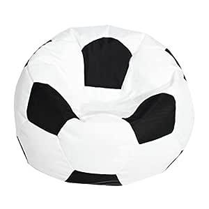 Homyl Cubierta de Bolsa de Frijoles de Fútbol Bolsas Ahorradoras ...