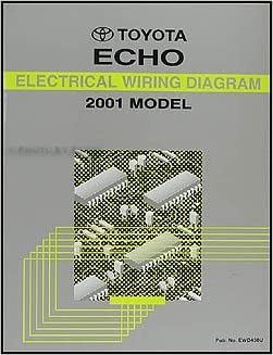 2001 Toyota Echo Wiring Diagram Manual Original: Toyota: Amazon.com: BooksAmazon.com