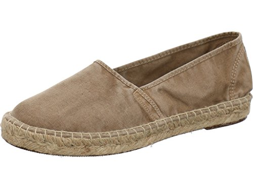 E 4 Size Unito 625 Loafer Regno 621 World Women's Flats Natural 8qwPgtTw