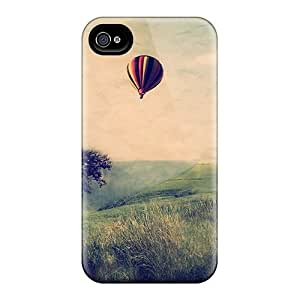 New Girl Fields Hot Air Balloon Cases Covers, Anti-scratch Fpk19612ZRVd Phone Cases Diy For SamSung Galaxy S6 Case Cover