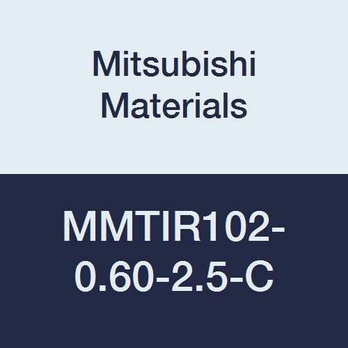 Mitsubishi Materials MWS0930X8DB MWS Series Solid Carbide Drill 8 mm Hole Depth 1.7 mm Point Length 9.3 mm Cutting Dia 10 mm Shank Dia. Internal Coolant