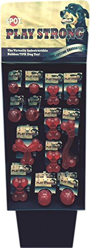 Ethical Dog 54091PW 36 Piece Assorted Play Strong Powerwing by Ethical Products