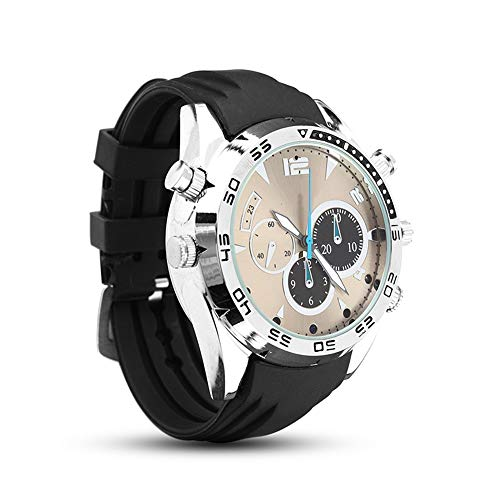 8Gb Water Resistant Spy Watch Camera - 3