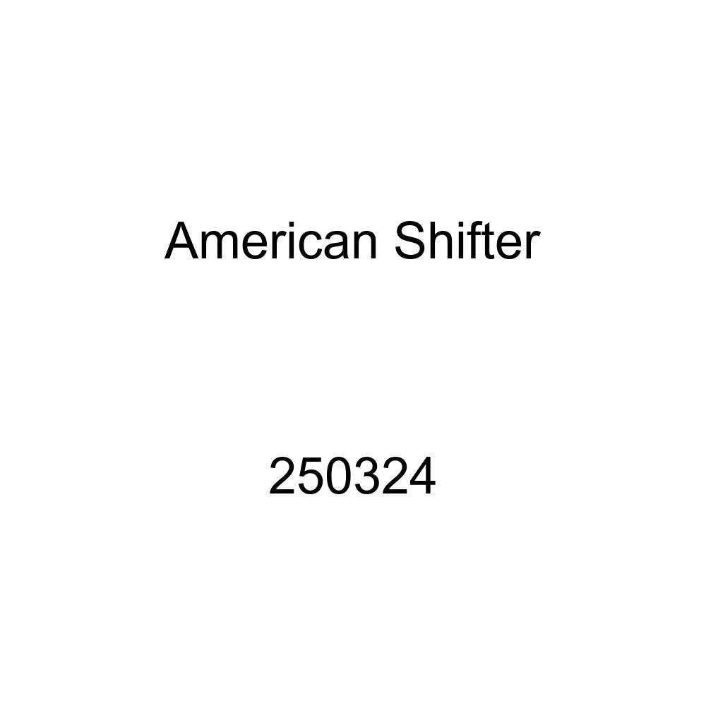 American Shifter 250324 Blue Flame Metal Flake Shift Knob with M16 x 1.5 Insert White Dragon Symbol