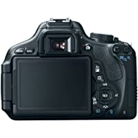 Canon EOS Rebel T3i 18 MP CMOS Digital SLR Camera and DIGIC 4 Imaging by Canon