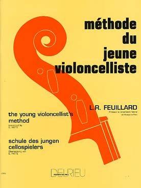 Feuillard : méthode du jeune violoncelliste