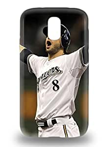 MLB Milwaukee Brewers Ryan Braun #8 Feeling Galaxy S4 On Your Style Birthday Gift Cover 3D PC Case ( Custom Picture iPhone 6, iPhone 6 PLUS, iPhone 5, iPhone 5S, iPhone 5C, iPhone 4, iPhone 4S,Galaxy S6,Galaxy S5,Galaxy S4,Galaxy S3,Note 3,iPad Mini-Mini 2,iPad Air )