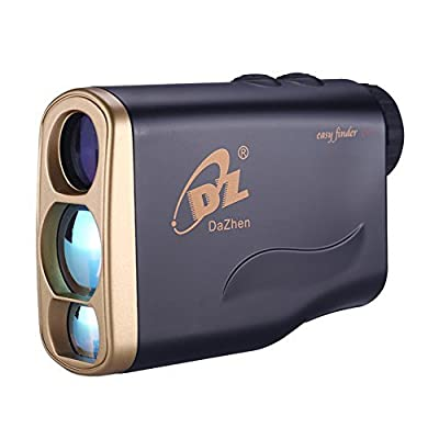 DaZhen Telescope Laser Rangefinders Distance meter 6X23 Zoom 1100 Yards Hunting Range Finder Golf laser Height, Angle, Speed Measurement. from DaZhen